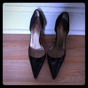 Kenneth Cole patent leather pumps